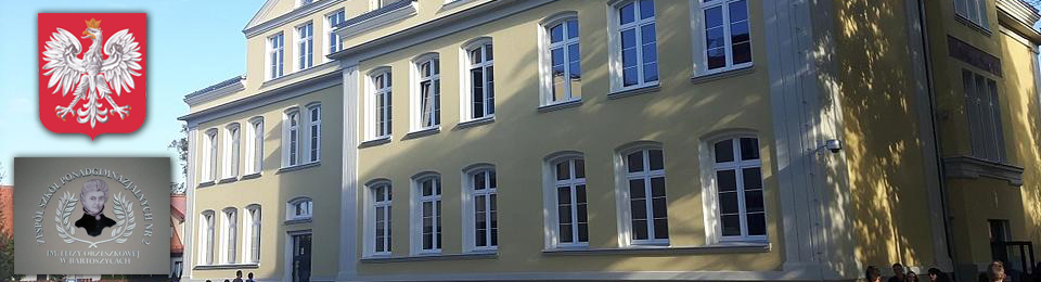 Zespół Szkół Ponadgimnazjalnych nr 2 im. Elizy Orzeszkowej w Bartoszycach